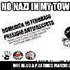 Ostia presidio antifa Domenica 10 febbraio, ore 16